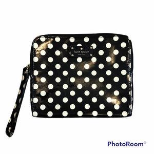 Kate Spade Tablet iPad Zipper Case 9.5 x 8